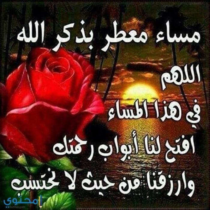 بالصور مساء الخير مسجات , اجمل الرسائل المسائيه 5401 7