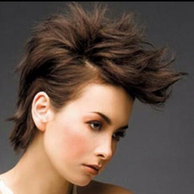 بالصور اجمل تسريحات الشعر القصير , تسريحات جديده و متنوعه 5418 10