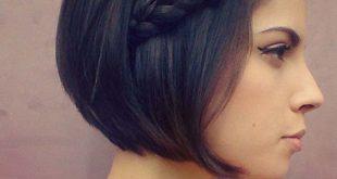 صور اجمل تسريحات الشعر القصير , تسريحات جديده و متنوعه