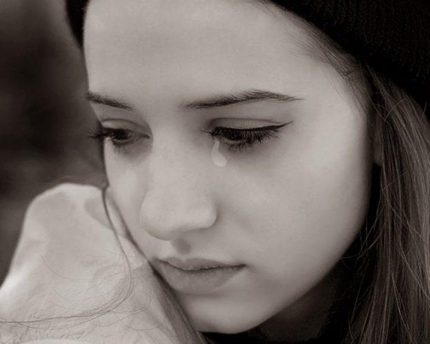 صور صور بنت حزينه , بنت كيوت تبكي