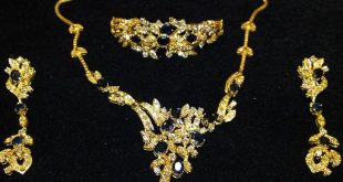 صور طقم ذهب , اجمل و اروع تصميمات المجوهرات