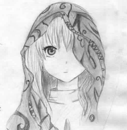 صور رسم انمي , رسوم كرتونيه انمي