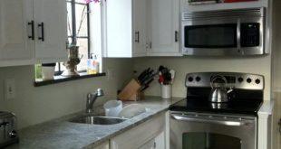صور ديكورات مطابخ صغيرة , تصميمات مطابخ ذات المساحه الصغيره