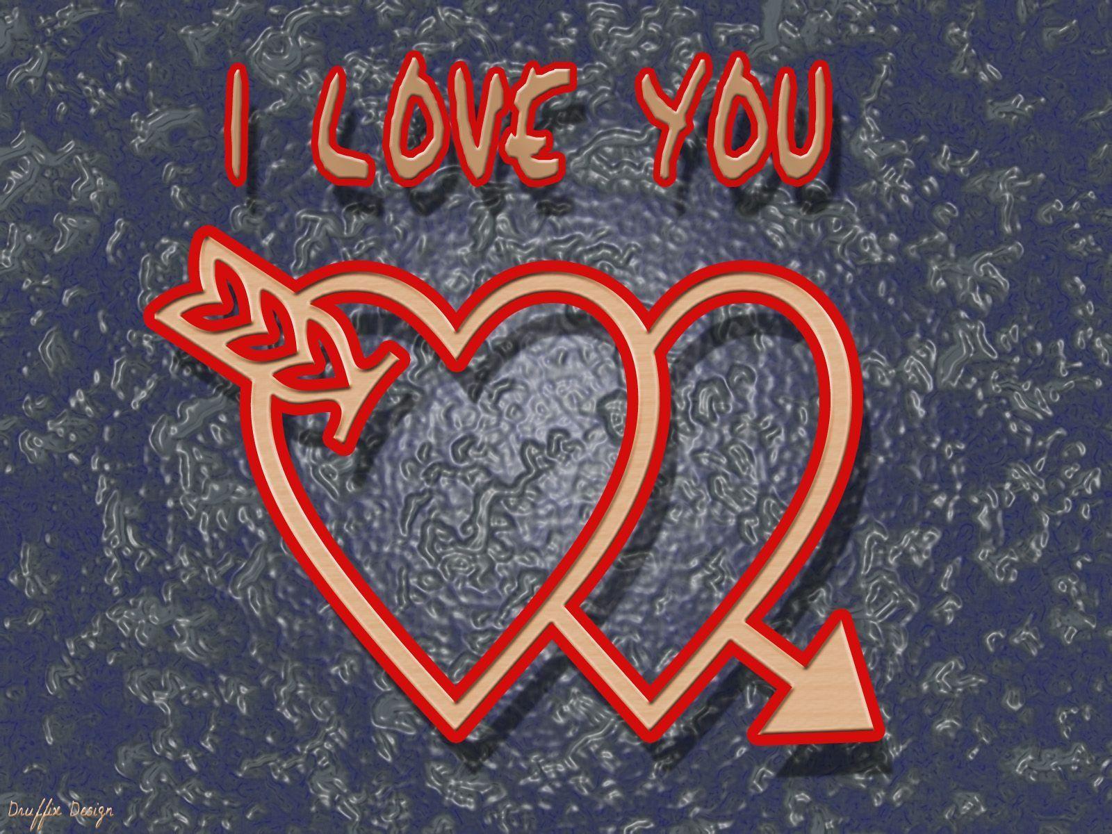 بالصور صور كلمة بحبك , خلفيه رومانسيه و حب 6143 8