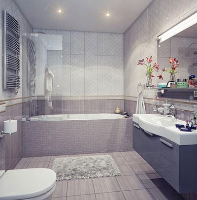 بالصور تصميم حمامات , ديكورات حمامات عصريه 6147 6