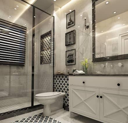 بالصور تصميم حمامات , ديكورات حمامات عصريه 6147 9
