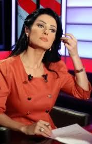 بالصور لينا زهره الدين , اشهر مذيعات لبنان 6153 3