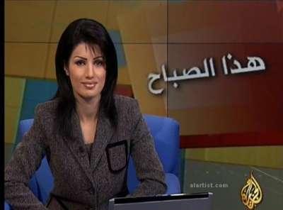 بالصور لينا زهره الدين , اشهر مذيعات لبنان 6153