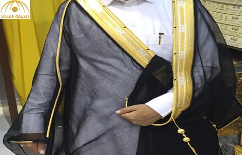 بالصور طريقة لبس البشت , زي الخليج المميز 6383