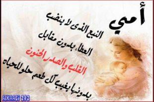 صورة اقوال عن الام , كلمات في حب الام