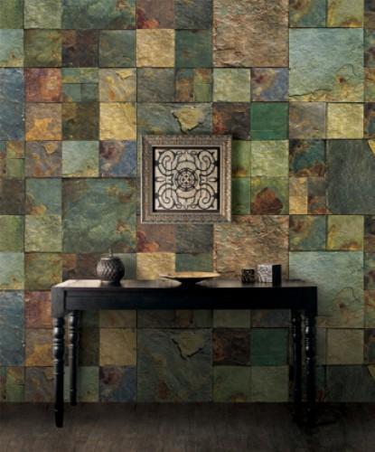 بالصور ورق جدران حجر , اجمل اشكال ورق الحائط 6474 11