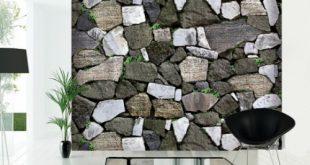 صور ورق جدران حجر , اجمل اشكال ورق الحائط