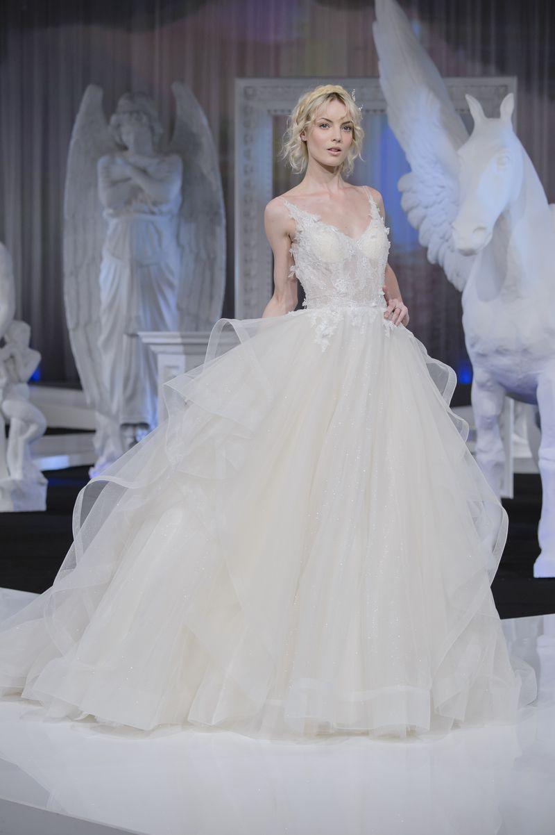 بالصور صور فساتين اعراس , فساتين زفاف مميزه 6536 10