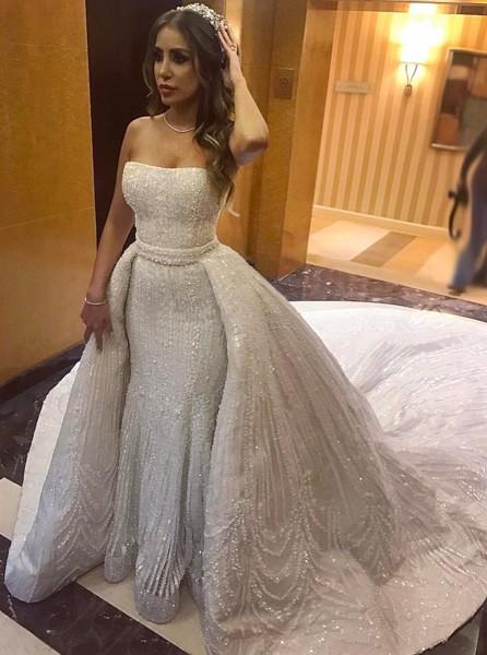 بالصور صور فساتين اعراس , فساتين زفاف مميزه 6536 3