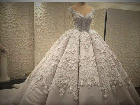بالصور صور فساتين اعراس , فساتين زفاف مميزه 6536 4