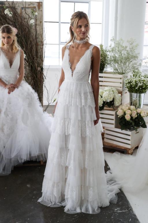 بالصور صور فساتين اعراس , فساتين زفاف مميزه 6536 9