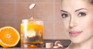 صورة فيتامين اي للبشرة , فوائد فيتامين اي للحصول على بشرة ناضرة