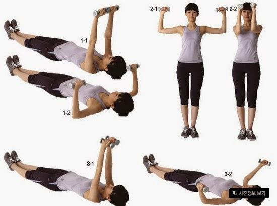 بالصور تكبير الصدر بالرياضة , اسهل التمارين لتكبير حجم الصدر 12362 1