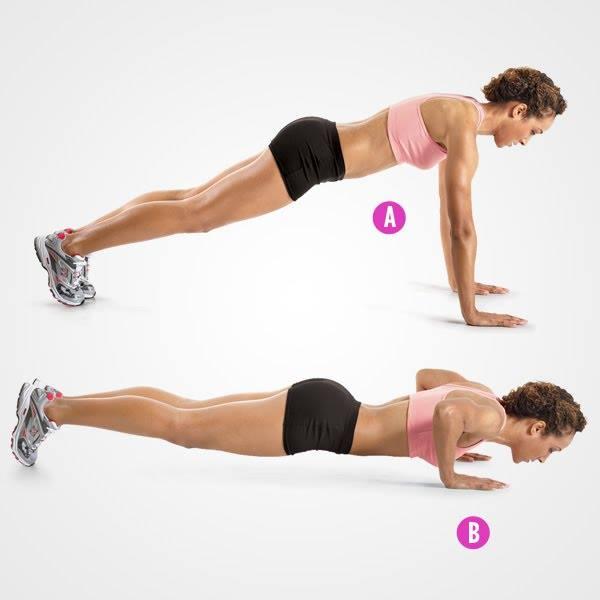 بالصور تكبير الصدر بالرياضة , اسهل التمارين لتكبير حجم الصدر 12362 2