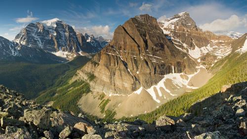 بالصور كيف تتكون الجبال , شرح مبسط لكيفية تكوين الجبال 12363
