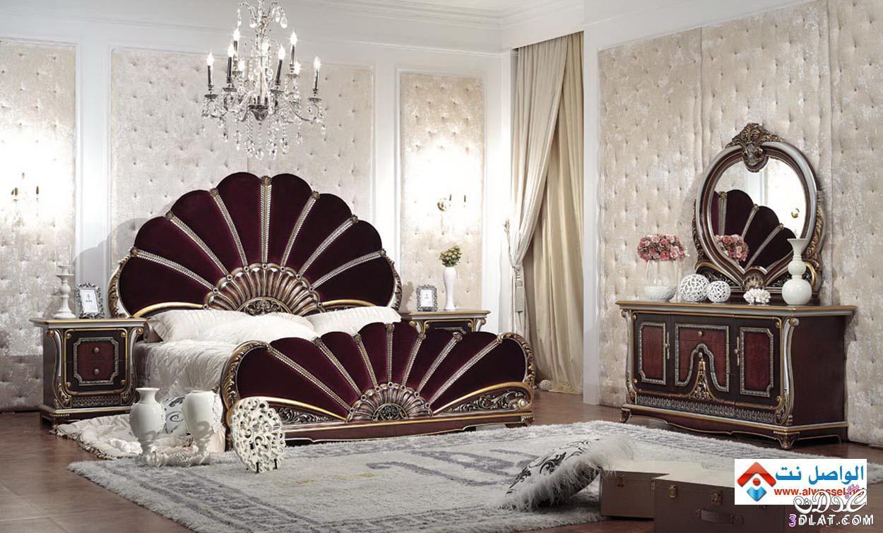 بالصور احدث موديلات لغرف النوم , دكورات جديدة لغرف النوم 12497 1