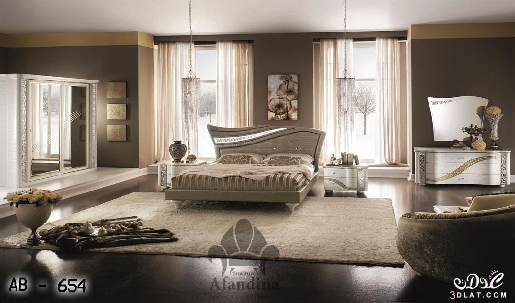بالصور احدث موديلات لغرف النوم , دكورات جديدة لغرف النوم 12497 4
