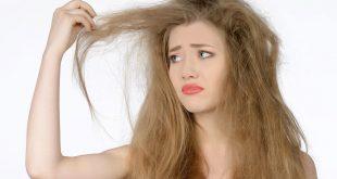 العنايه بالشعر الجاف والمتقصف , تعرفي علي الاسباب التي تسبب جفاف الشعر وتقصفه