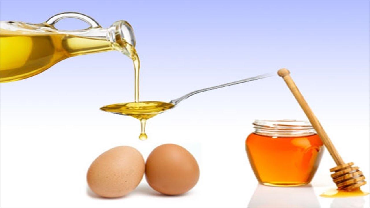 صورة البيض لتطويل الشعر , وصفات طبيعية لتطويل الشعر باستخدام البيض