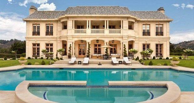 صور اكبر بيت في العالم , شاهد افخم المنازل في العالم