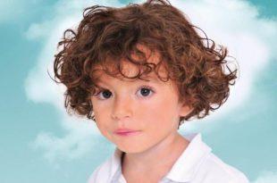 صورة بالصور قصات شعر اطفال , موضة الاسبايكي للشعر