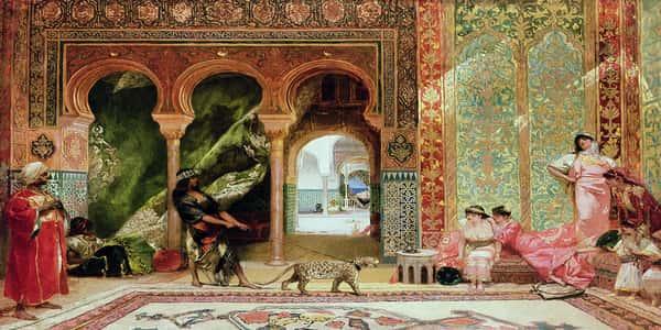 صور الشعر في العصر الاندلسي , العصر الاندلسي و الفنون الشعرية