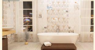 صورة سيراميك الجوهرة حمامات , اهم تصميمات البلاط