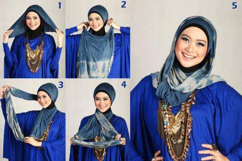 صور كيفية لف الحجاب التركي , اهم لفات الطرح