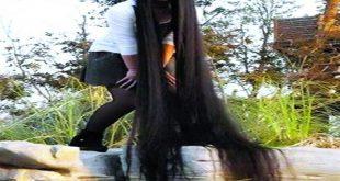 صورة اطول شعر فى مصر , حلم كل فتاة
