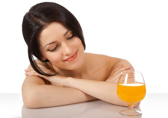 صورة فوائد عصير البرتقال للبشرة , اهم الفيتامينات في العصائر