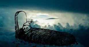 صورة تفسير الميت حي في المنام , اهم التفسيرات حول الميت