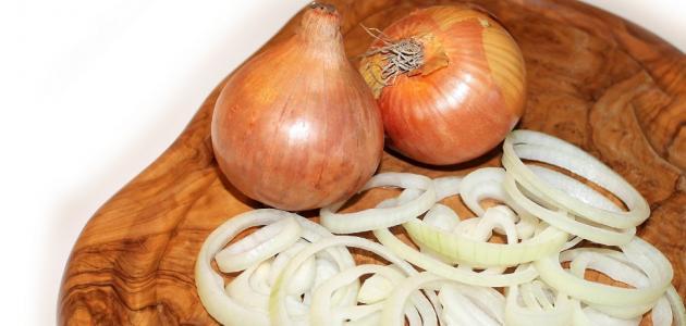 صور تقشير البصل في المنام , الطبخ في المنام