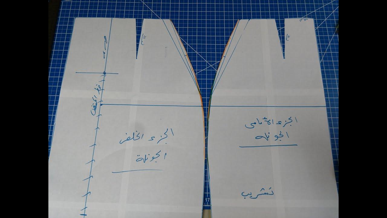 بترونات خياطه للمبتدئين ,<p></p><br> <p></p><br>ورق مفصل باشكال الملابس  فتيات كول