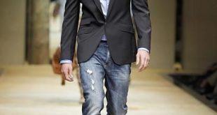 صورة لبس كاجوال للشباب , تنسيق الالوان و الاقمشة