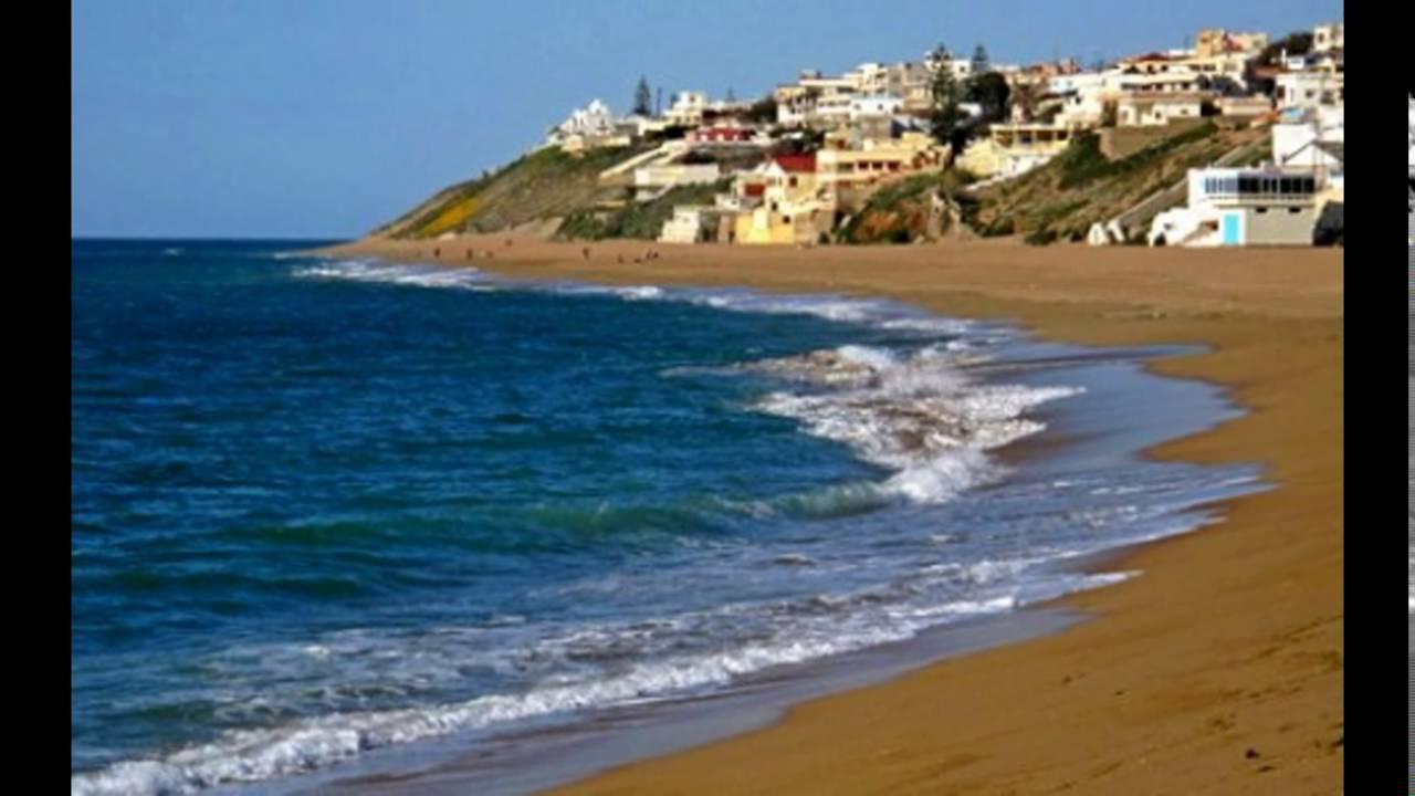 صورة شاطئ مولاي بوسلهام , مدينة ساحلية صغيرة