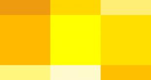 صورة صور لون اصفر , خليط بين لونين الاحمر و الاخضر