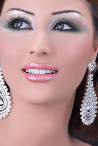 صورة صور مكياج لبناني , مكياج العيون الساحر