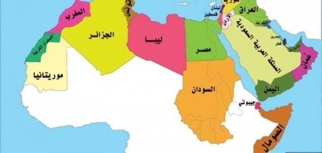 صور ما هي اكبر الدول العربية مساحة , الجزائر والسودان وما معهم