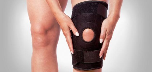 صور علاج ماء الركبة , انصباب الركبه مع كبار السن