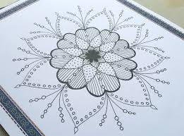 صور زخارف اسلامية للتلوين , التلوين وما اجمله