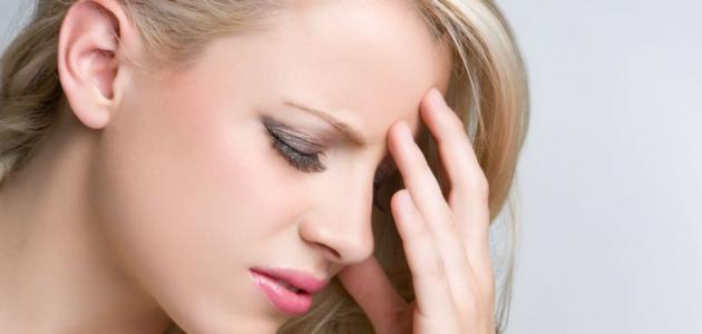 صورة علاج الصداع النصفي , طرق التخلص من الصداع النصفي