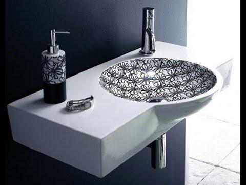 صورة ديكورات مغاسل يدين , اروع تصميمات احواض فخمه