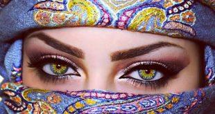 صورة صور عيون جميلات , اجمل عيون بشر في العالم