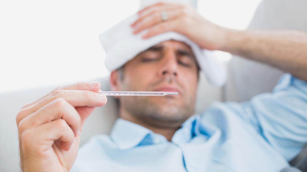 صور تفسير المرض في المنام , معنى رؤية الاصابه بالمرض بالحلم