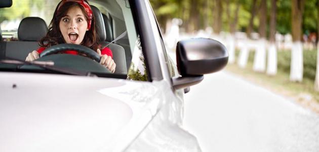 صورة تعليم السواقة , كيفية تعلم قيادة السيارات